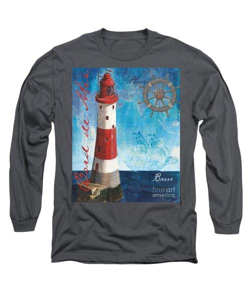 Bord De Mer Long Sleeve T-Shirt