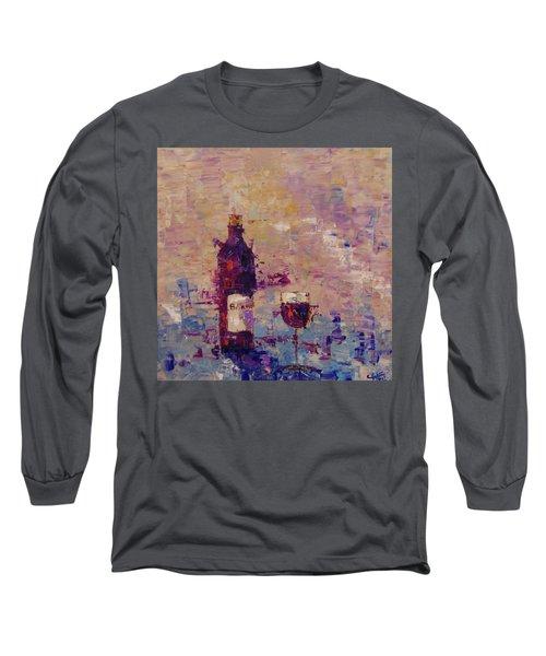 Bordeaux Long Sleeve T-Shirt