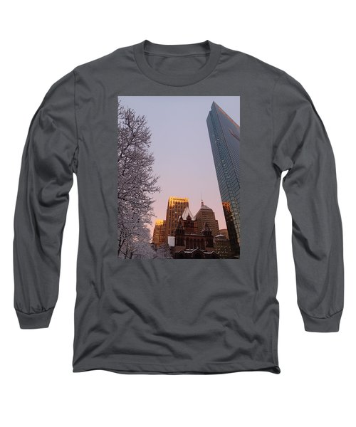 Boston 02/05/16 Long Sleeve T-Shirt