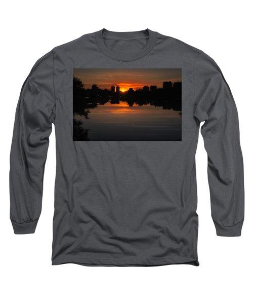 Boston Sunrise Long Sleeve T-Shirt