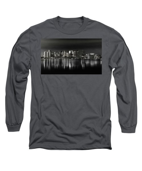 Boston Sunrise Long Sleeve T-Shirt