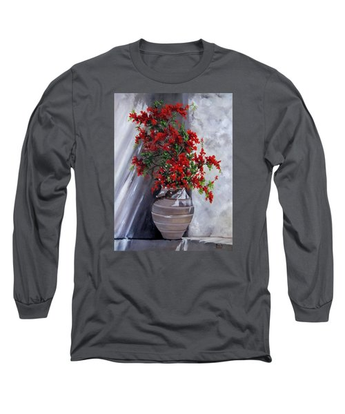 Bougainvillia Long Sleeve T-Shirt