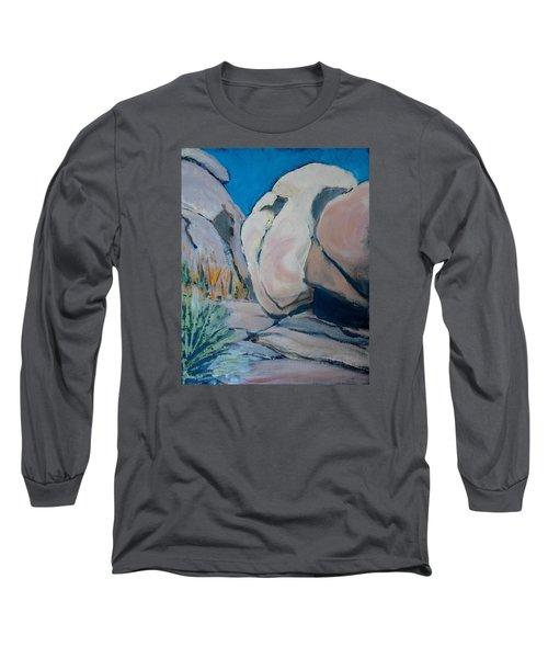 Boulder Long Sleeve T-Shirt by Richard Willson