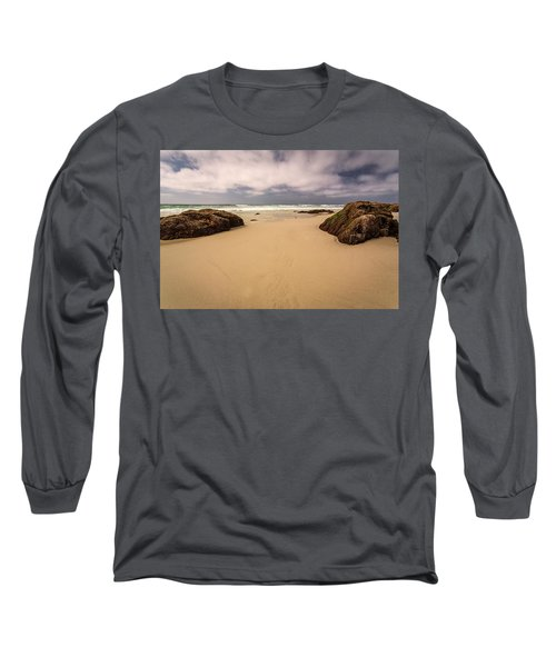 Boulders On The Beach Long Sleeve T-Shirt