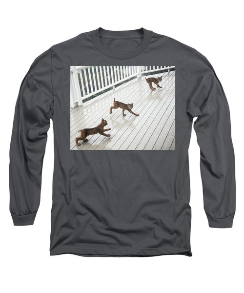 Bouncing Is Best Long Sleeve T-Shirt