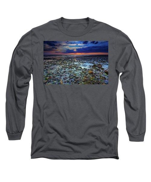 Bound Brook Sunset Long Sleeve T-Shirt