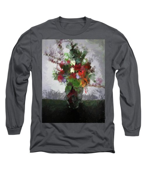 Bouquet Of Flowers Long Sleeve T-Shirt