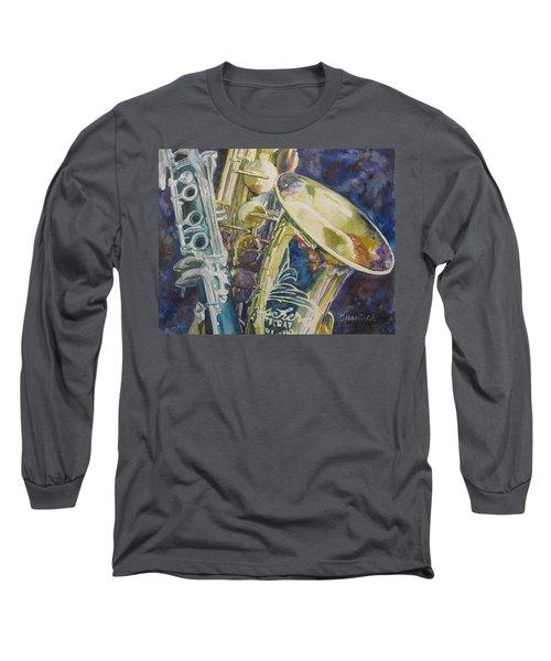 Bouquet Of Reeds Long Sleeve T-Shirt