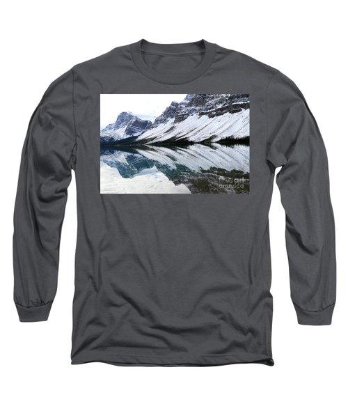 Bow Lake Long Sleeve T-Shirt