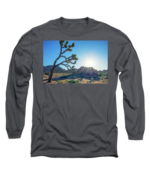 Bowing To The Sun Long Sleeve T-Shirt