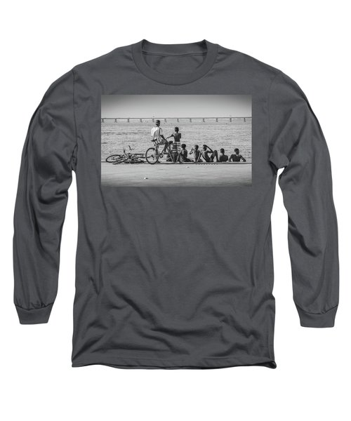 Boys From Brazil Long Sleeve T-Shirt