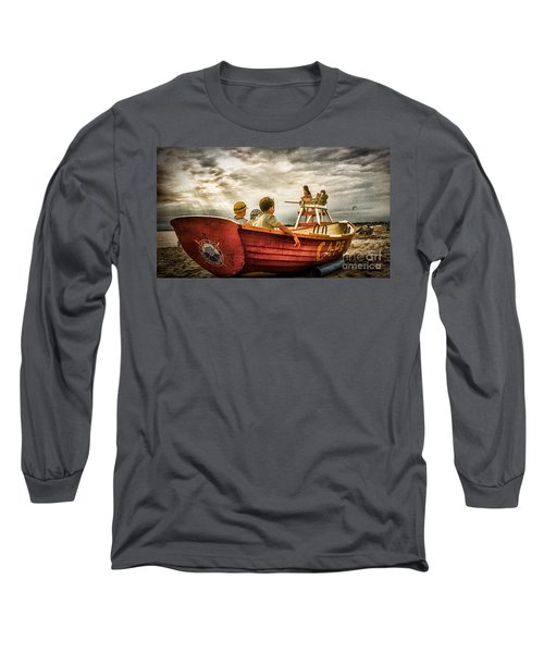 Boys Of Summer Cape May New Jersey Long Sleeve T-Shirt