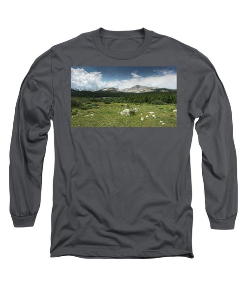 Brainard Lake Long Sleeve T-Shirt