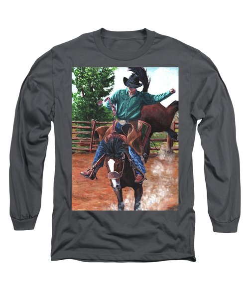 Braking Stock Long Sleeve T-Shirt