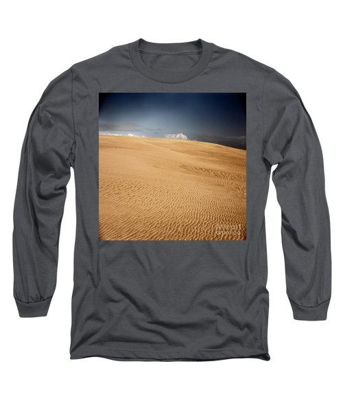 Long Sleeve T-Shirt featuring the photograph Brave New World by Dana DiPasquale