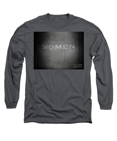 Brave One Long Sleeve T-Shirt