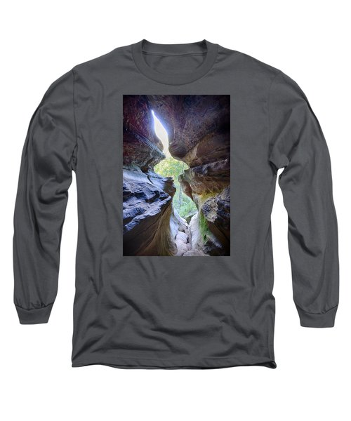 Break Out Long Sleeve T-Shirt
