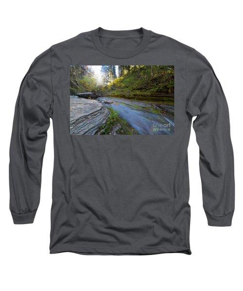 Breaking Through Long Sleeve T-Shirt