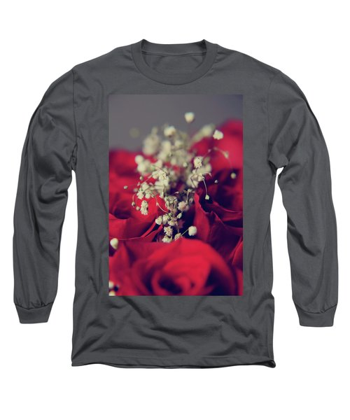 Breath Long Sleeve T-Shirt by Laurie Search