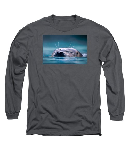 Breathe Long Sleeve T-Shirt by Brian Stevens