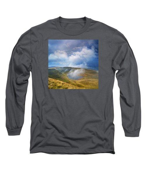 Brecon Beacons National Park 3 Long Sleeve T-Shirt