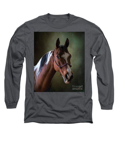 Breezie Long Sleeve T-Shirt by Jim  Hatch