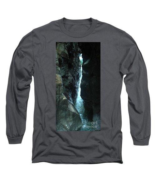 Breitach Gorge Oberstdorf 7 Long Sleeve T-Shirt