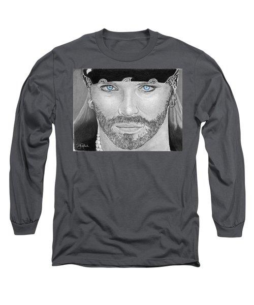 Brett Michaels Long Sleeve T-Shirt