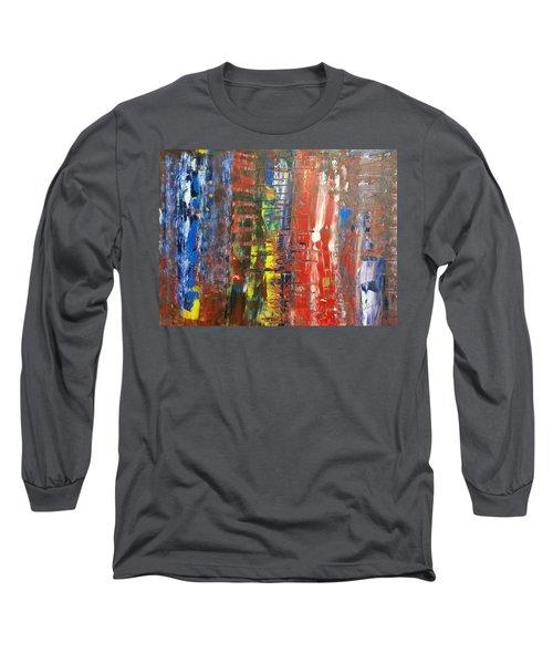 Brexzit  Long Sleeve T-Shirt by Piety Dsilva