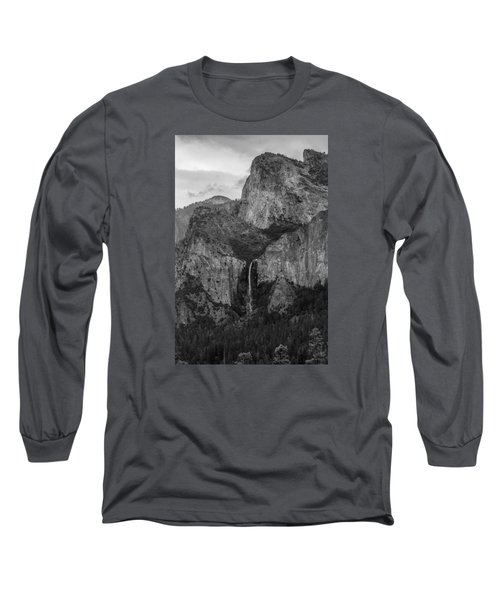 Bridalveil Falls Long Sleeve T-Shirt