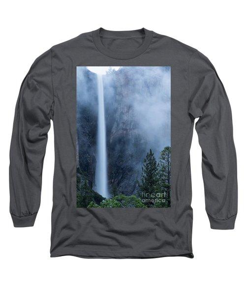 Bridalveil Falls Long Sleeve T-Shirt