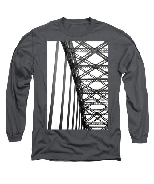 Long Sleeve T-Shirt featuring the photograph Bridge by Brian Jones