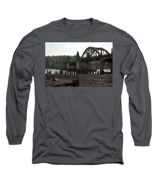 Bridge Deco Long Sleeve T-Shirt