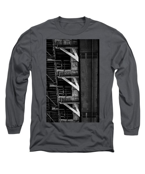 Bridge Dna Long Sleeve T-Shirt