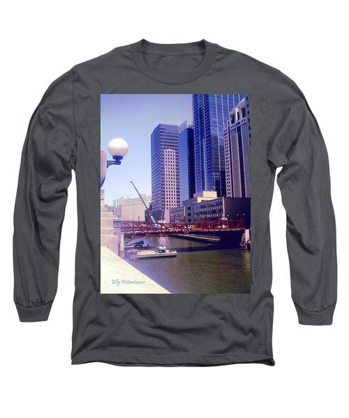 Bridge Overview Long Sleeve T-Shirt
