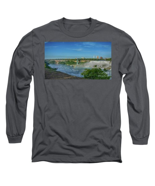 Bridge To America Long Sleeve T-Shirt