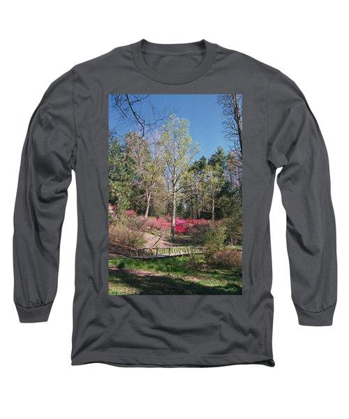 Bridge Walkway Long Sleeve T-Shirt