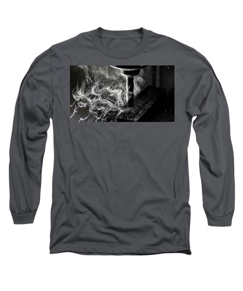 End Mill Long Sleeve T-Shirt
