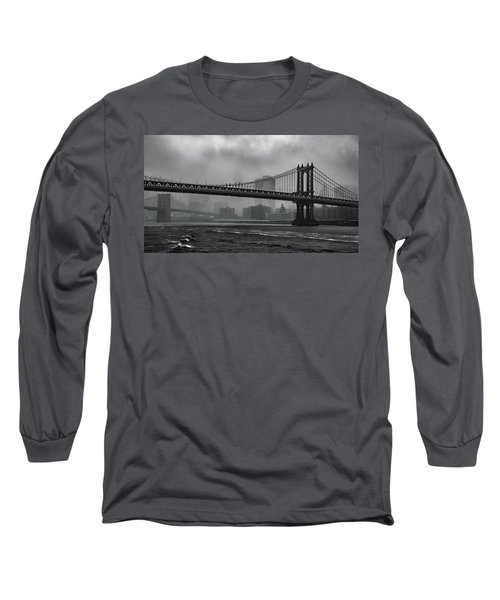 Bridges In The Storm Long Sleeve T-Shirt
