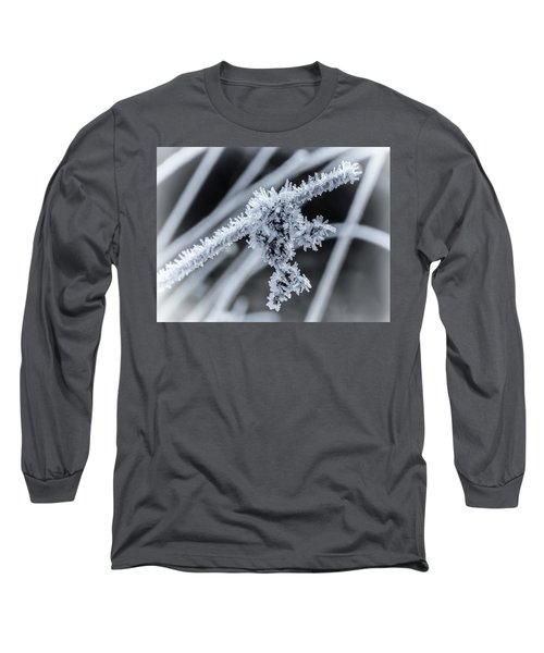 Long Sleeve T-Shirt featuring the photograph Briefly Beautiful by Nick Bywater