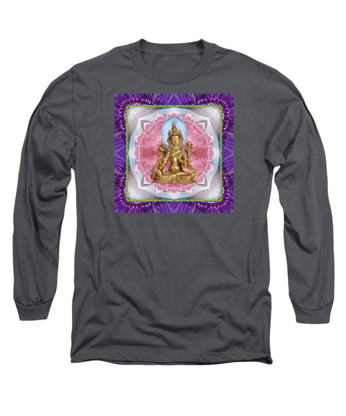 Long Sleeve T-Shirt featuring the photograph Bright Ally by Bell And Todd
