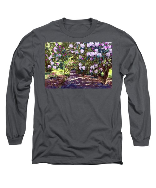 Bright And Beautiful Spring Blossom Long Sleeve T-Shirt