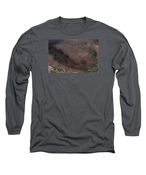 Bright Angel Trails Off Long Sleeve T-Shirt by William Fields