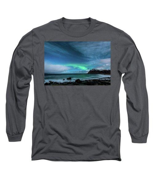 Bright Night Long Sleeve T-Shirt