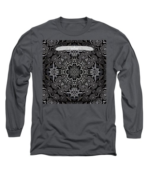 Long Sleeve T-Shirt featuring the digital art Brighton by Robert Orinski