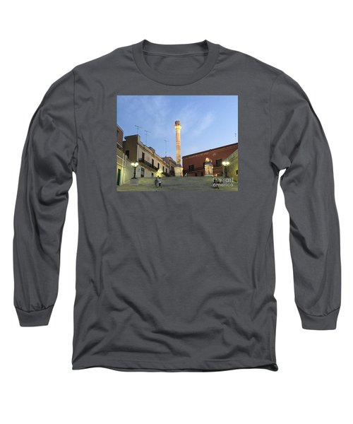 Brindisi Colonne Appian Way 2 Long Sleeve T-Shirt