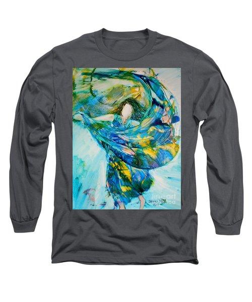 Bringing Heaven To Earth Long Sleeve T-Shirt