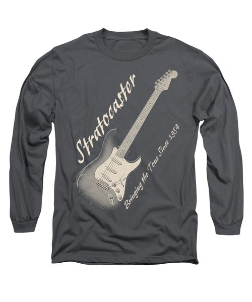 Bringing The Tone Strat Shirt Long Sleeve T-Shirt