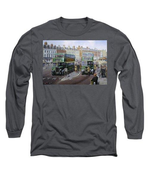 Bristols At Weymouth Long Sleeve T-Shirt