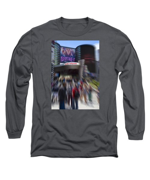 Britney Long Sleeve T-Shirt